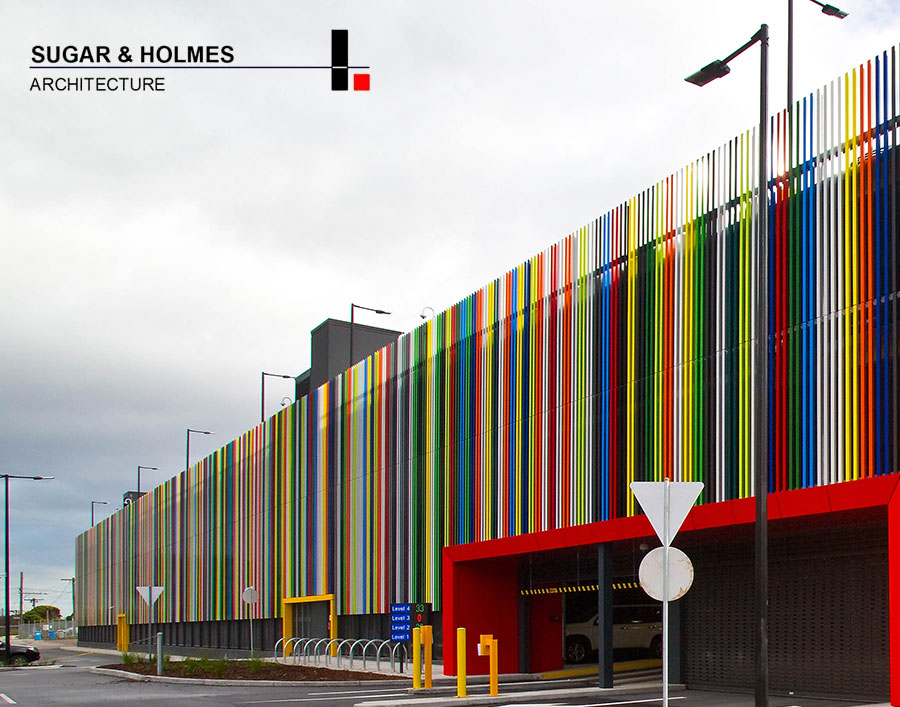 SUGAR & HOLMES ARCHITECTURE