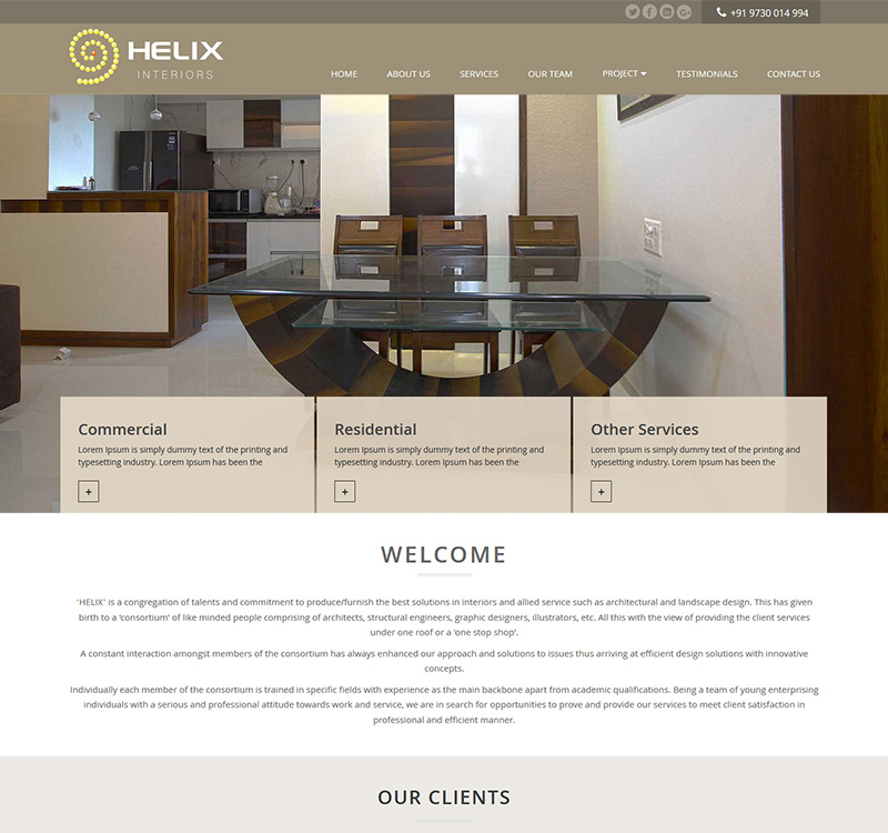 Helix Interiors